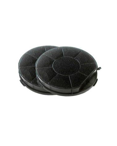 Filtre à charbon pour hotte casquette - Lot de 2