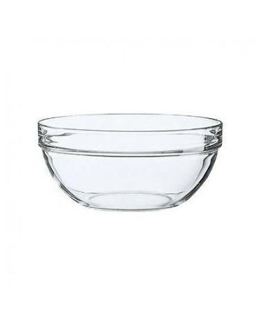 Saladier en verre empilable Arcoroc 290 cl, 6 pièces