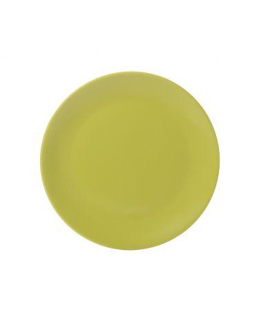 Assiette plate 26 cm VITA Anis, 12 pièces