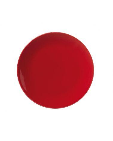Assiette plate 26 cm VITA Rubis, 12 pièces