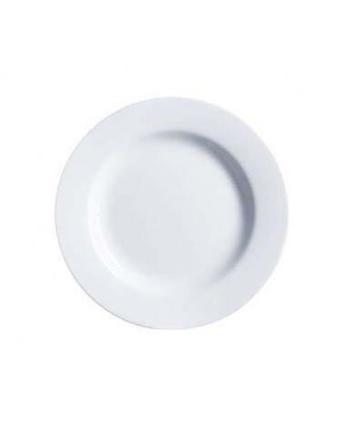 Assiette plate 24 cm Evolution pep's, 6 pièces