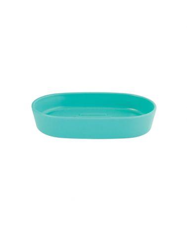 Porte-savon polypropylène Eden Ceramic Turquoise
