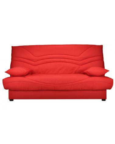 Housse décorative CLIC CLAC Rouge