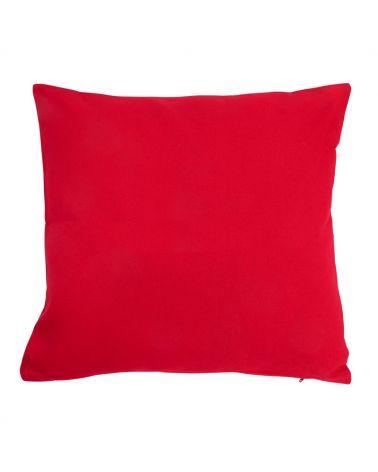 Coussin 60 x 60 cm Rouge