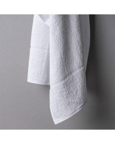 Serviette coton 50 x 90 cm Blanc