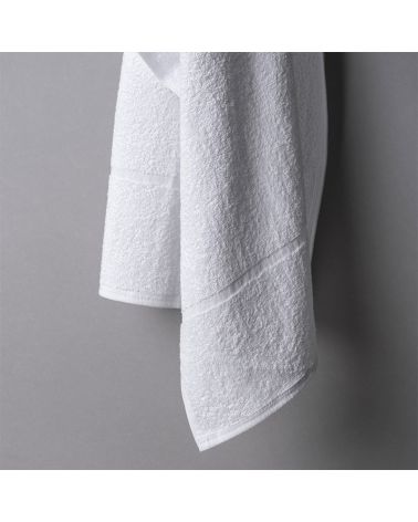 Serviette coton 50 x 100 cm Blanc