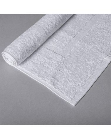 Tapis de bain 50 x 70 cm Blanc