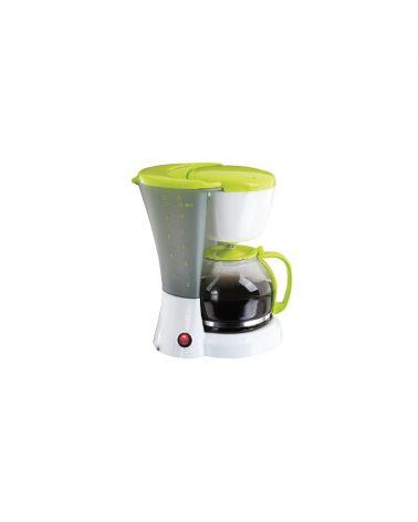 Cafetière 10-12 tasses 800W Vert et blanc