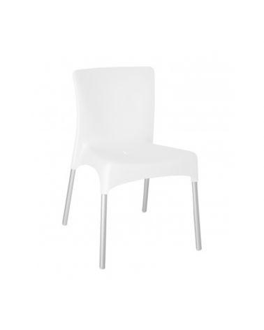 Chaise MOON Blanc